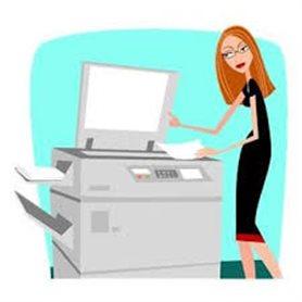 A4, fotocopias de documentos en color